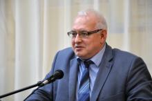 М.М. Андрочников, заместитель председателя Профсоюза работников здравоохранения