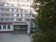 Главный вход в В-Устюгскую ЦРБ был отремонтирован полностью